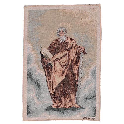 Arazzo San Simone Apostolo 40x30 cm 1