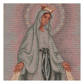 The Miraculous medal tapestry  50x30 cm s2