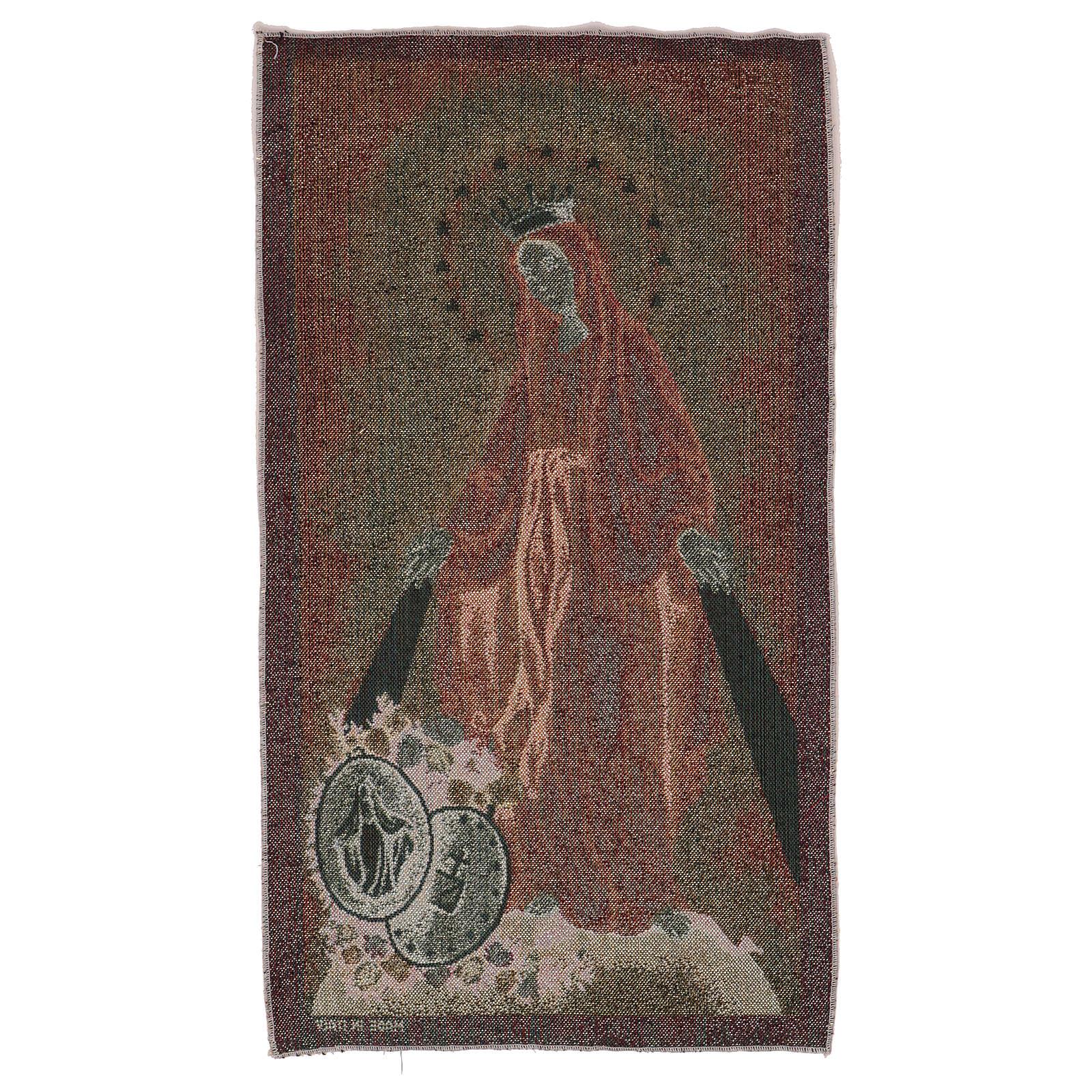 Arazzo Medaglia Miracolosa 50x30 cm 3