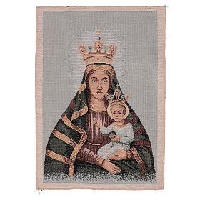 Arazzo Beata Vergine della Creta 40x30 s1