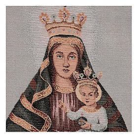 Arazzo Beata Vergine della Creta 40x30 s2