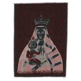 Arazzo Beata Vergine della Creta 40x30 s3