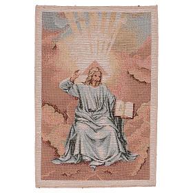 Arazzo Padre con Libro 40x30 cm s1