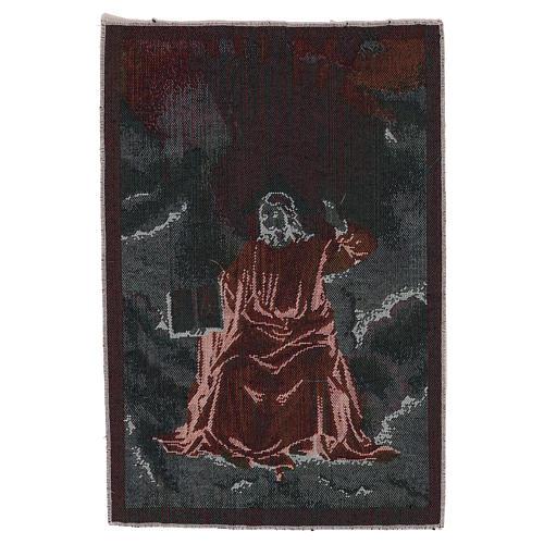 Arazzo Padre con Libro 40x30 cm 3