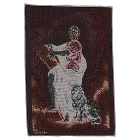 Arazzo San Marco Evangelista 40x30 cm s3