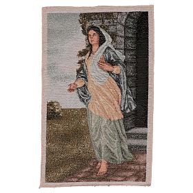 Arazzo Maria di Nazareth 45x30 cm s1
