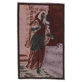 Arazzo Maria di Nazareth 45x30 cm s3