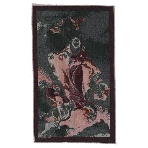 Arazzo Assunta del Tiepolo 50x30 cm 3