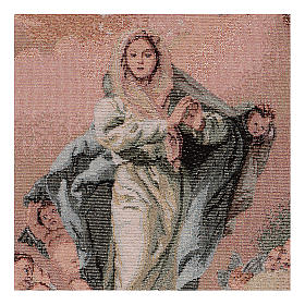 Immaculate conception by Tiepolo tapestry 19x11.6