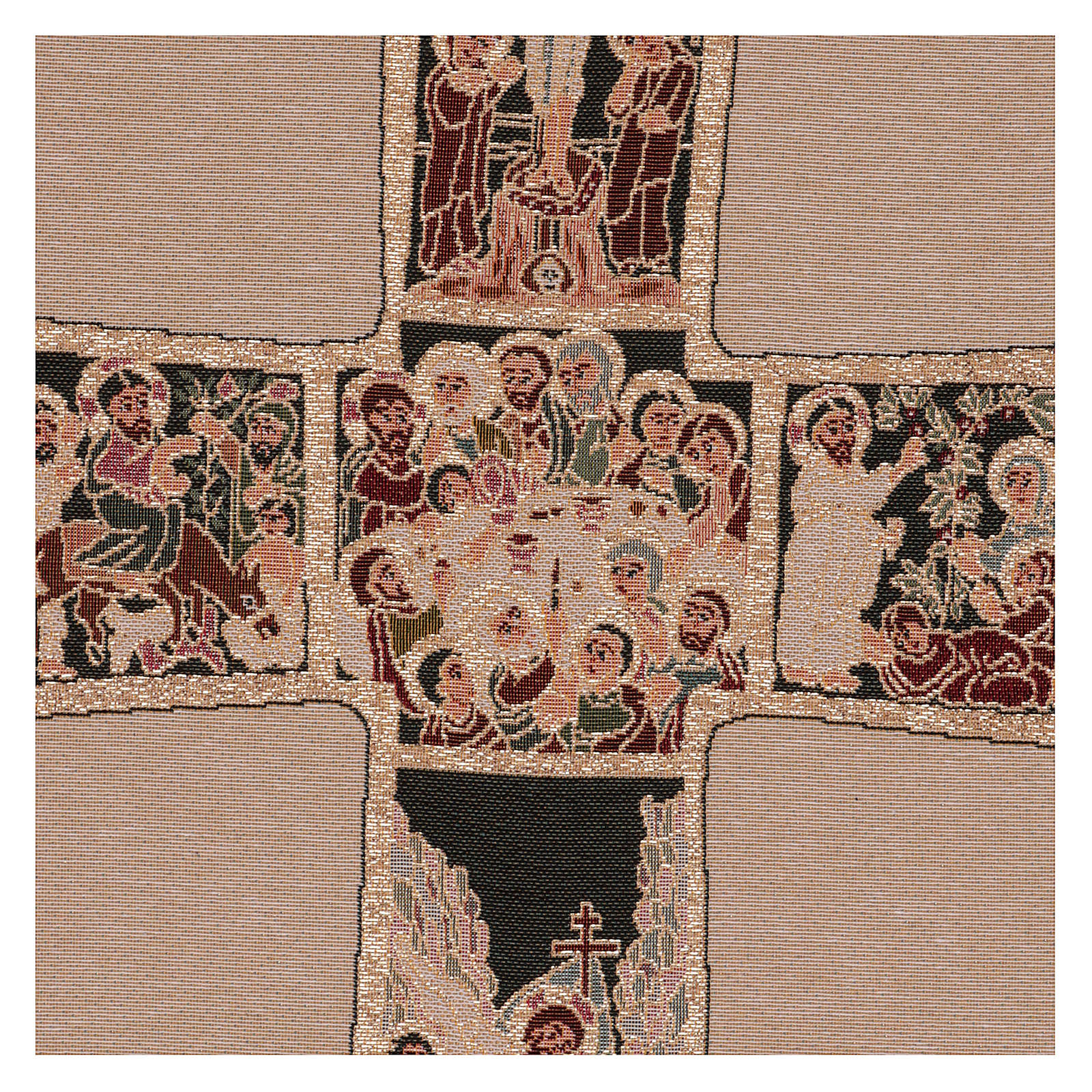 Russian cross tapestry 50x40 cm 3