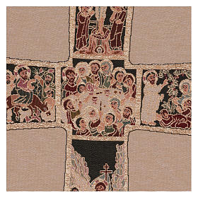 Russian cross tapestry 50x40 cm s2