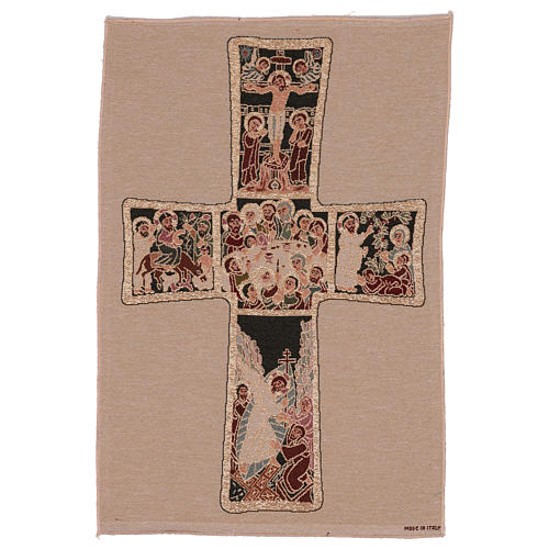 Russian cross tapestry 50x40 cm 1