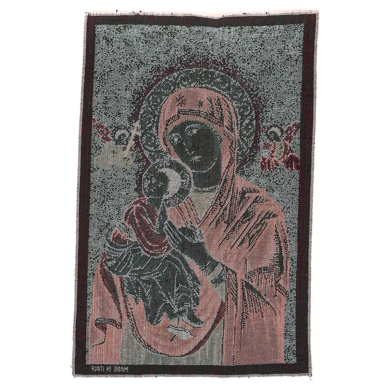 Arazzo Madonna del Perpetuo Soccorso 50x30 cm 3
