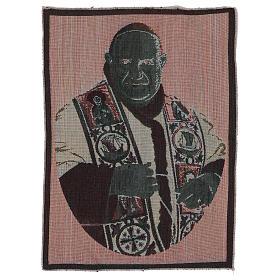 Arazzo Papa Giovanni XXIII 50x40 cm s3