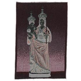 Arazzo Madonna di Bonaria 55x40 cm s3