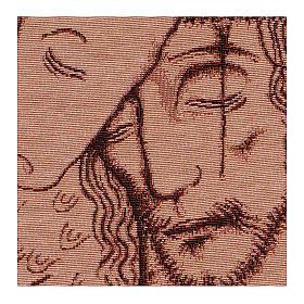 Arazzo Buon Pastore di Kiko 35x30 cm s2