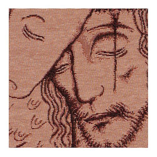 Arazzo Buon Pastore di Kiko 35x30 cm 2