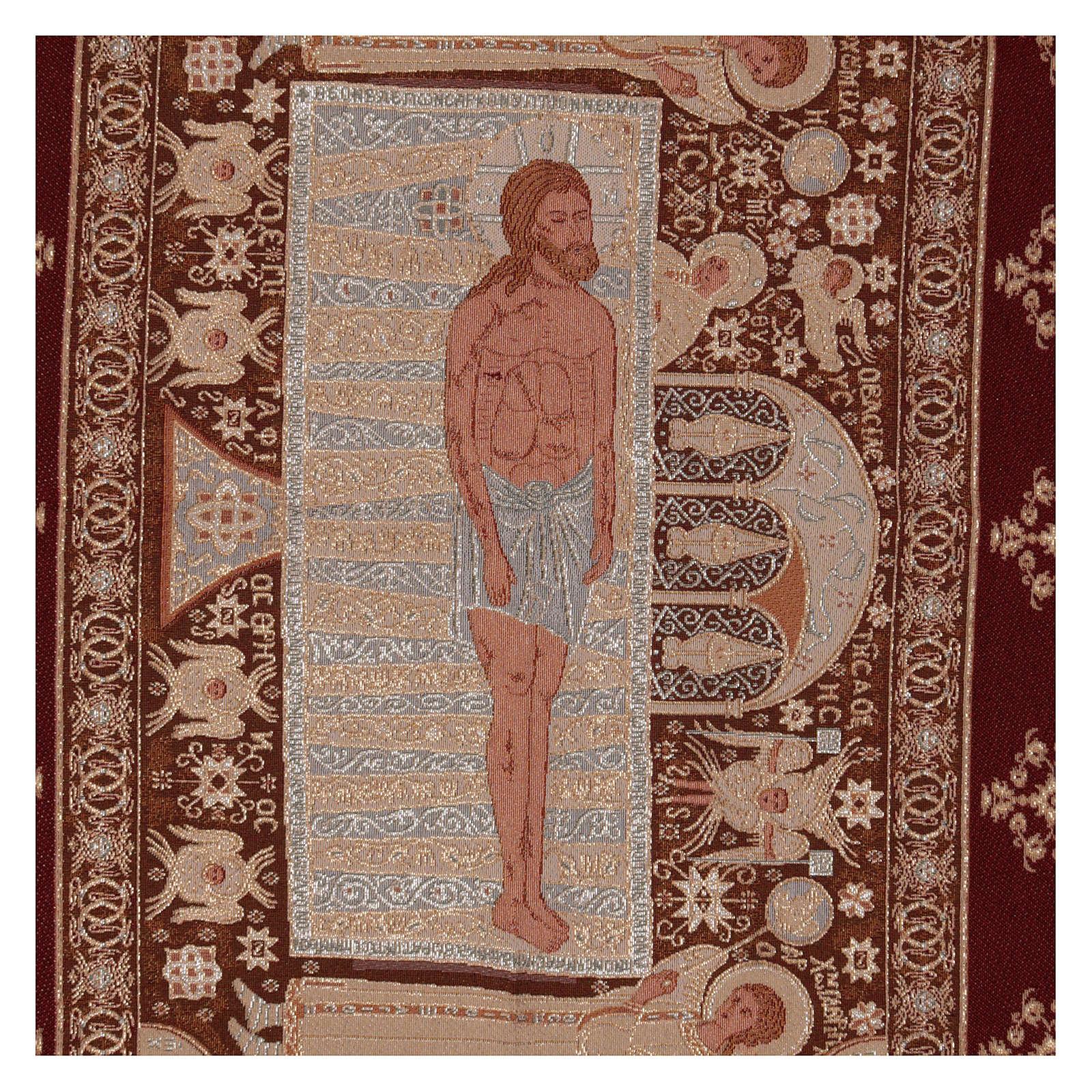 Arazzo Dormizione di Gesù 80x120 cm 3