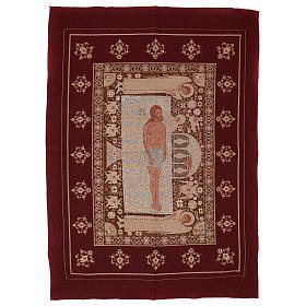 Arazzo Dormizione di Gesù 80x120 cm s1