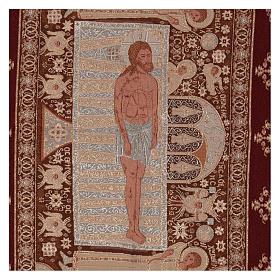 Arazzo Dormizione di Gesù 80x120 cm s2