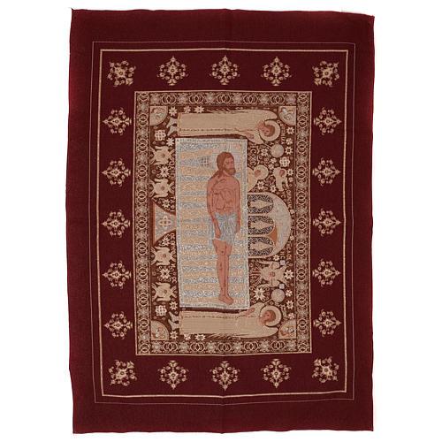 Arazzo Dormizione di Gesù 80x120 cm 1