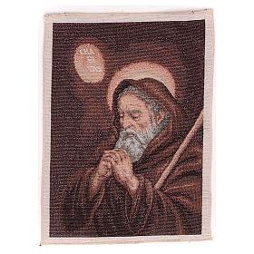 Arazzo San Francesco di Paola 40x30 cm s1