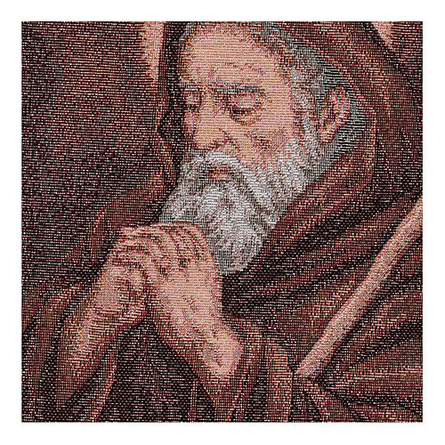 Arazzo San Francesco di Paola 40x30 cm 2