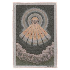 Gobelin błękitny Duch Święty 45x30 cm s1
