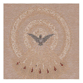 Gobelin beżowy Duch Święty 45x30 cm s2