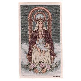 Tapices: Nuestra Señora de Coromoto 50x30 cm