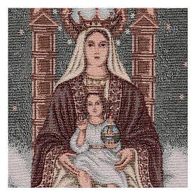 Arazzo Nostra Signora di Coromoto 50x30 cm s2