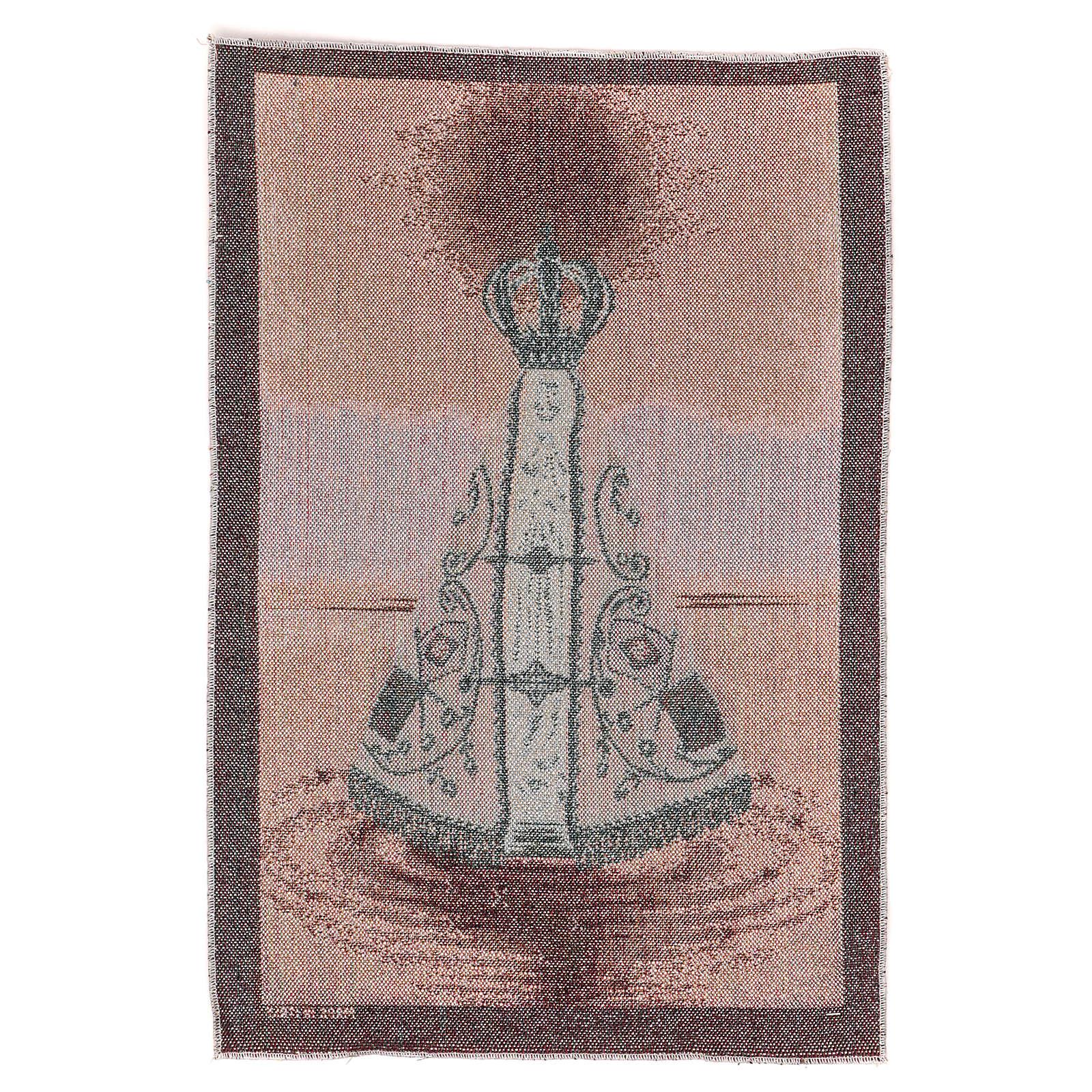 Nuestra Senora Aparecida tapestry 40x30 cm 3