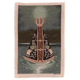 Nuestra Senora Aparecida tapestry 40x30 cm s1