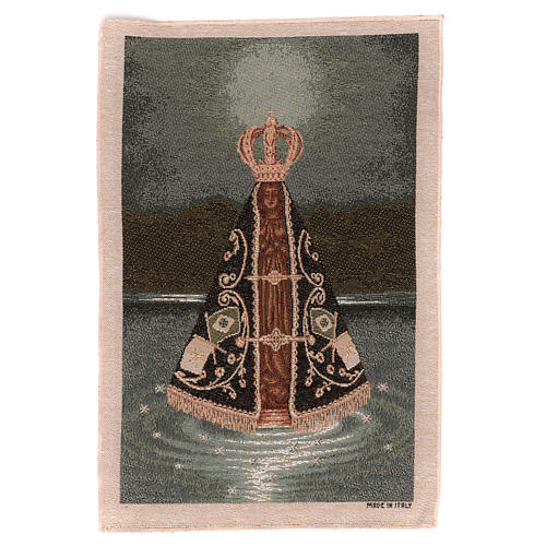 Gobelin Nuestra Senora Aparecida 45x30 cm 1