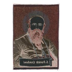 Tapisserie St Daniel Comboni 40x30 cm s3