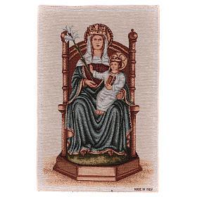 Arazzo Nostra Signora di Walsingham 45x30 cm s1