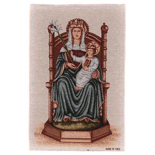 Arazzo Nostra Signora di Walsingham 45x30 cm 1