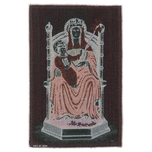Arazzo Nostra Signora di Walsingham 45x30 cm 3