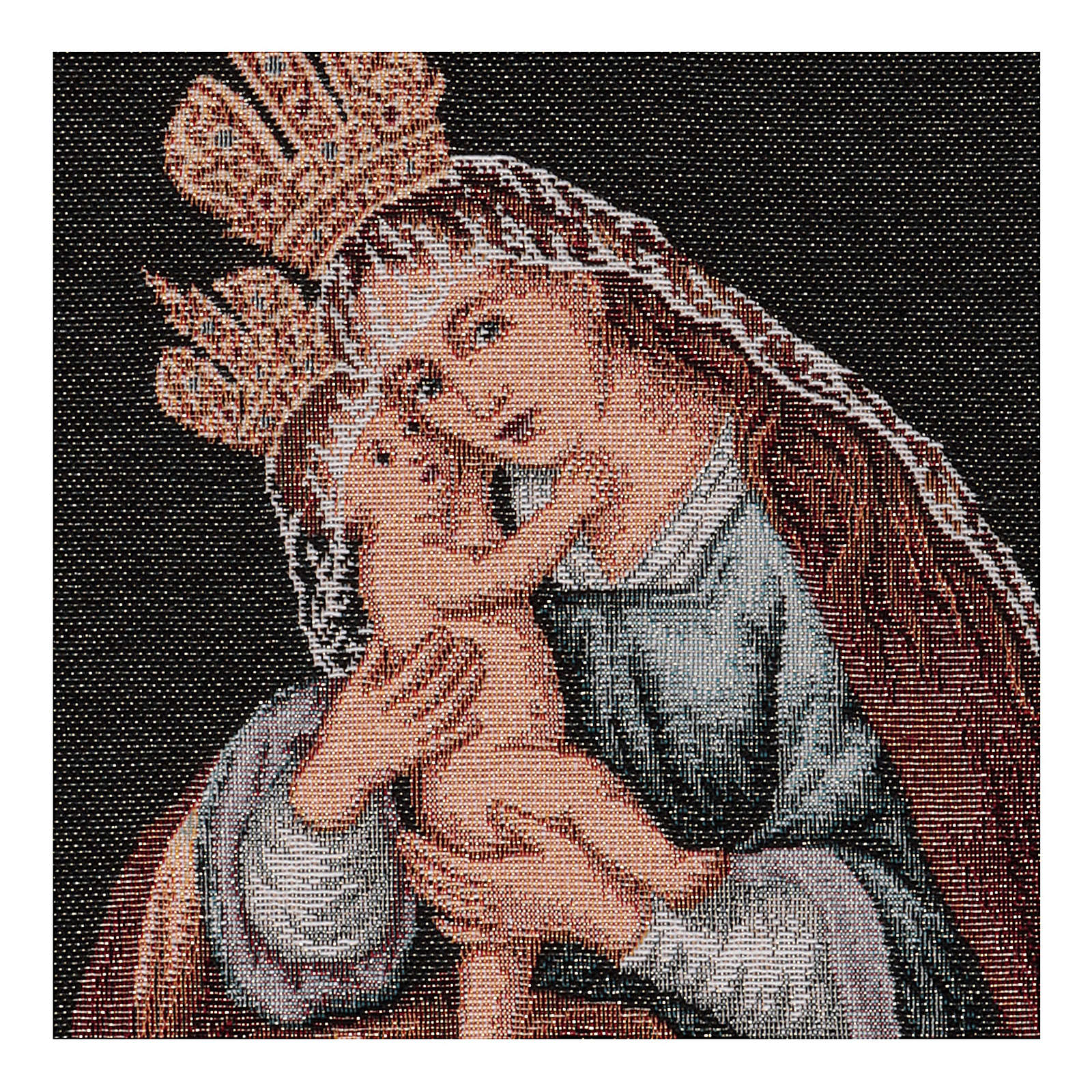 Arazzo Madonna Slovacca 40x30 cm 3
