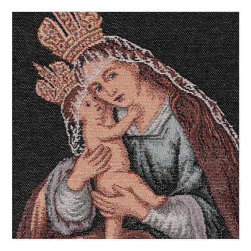 Arazzo Madonna Slovacca 40x30 cm 2