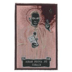 Wandteppich Antonius Maria Claret 45x30 cm s3