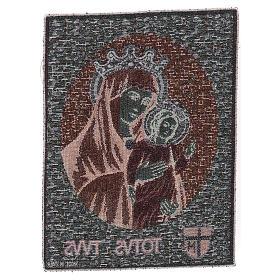 Totus Tuus tapestry 40x30 cm s3