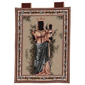 Arazzo Madonna D'Oropa 50x40 cm s1
