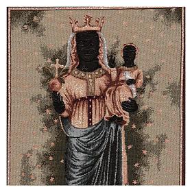 Arazzo Madonna D'Oropa 50x40 cm s2