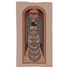 Arazzo Madonna di Loreto 50x30 cm s1