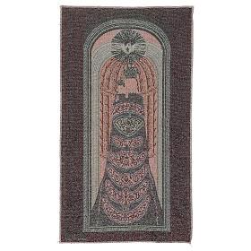 Arazzo Madonna di Loreto 50x30 cm s3