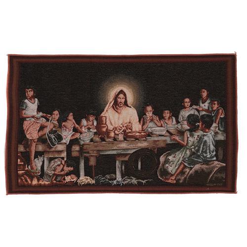 The Last Dinner tapestry 40x60 cm 1