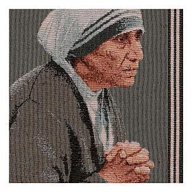 Arazzo Madre Teresa 40x30 cm s2