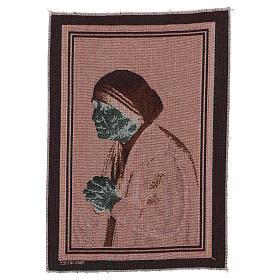 Arazzo Madre Teresa 40x30 cm s3