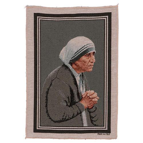 Arazzo Madre Teresa 40x30 cm 1